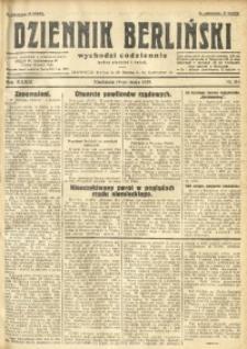 Dziennik Berliński, 1929, R. 33, nr 116