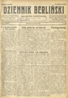 Dziennik Berliński, 1929, R. 33, nr 150