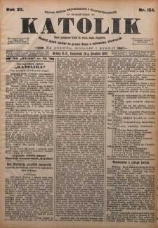 Katolik, 1897, R. 30, nr 154
