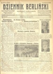 Dziennik Berliński, 1930, R. 34, nr 8