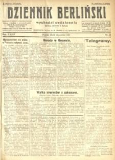 Dziennik Berliński, 1930, R. 34, nr 13