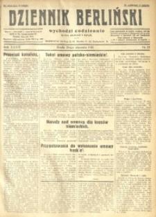 Dziennik Berliński, 1930, R. 34, nr 23