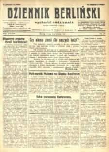 Dziennik Berliński, 1930, R. 34, nr 89