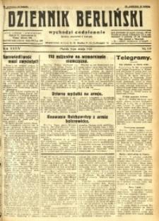Dziennik Berliński, 1930, R. 34, nr 107