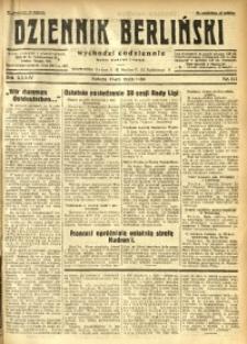 Dziennik Berliński, 1930, R. 34, nr 114