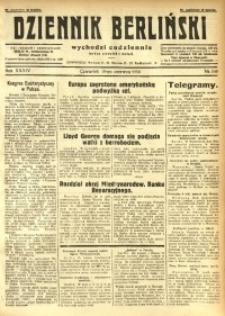 Dziennik Berliński, 1930, R. 34, nr 140
