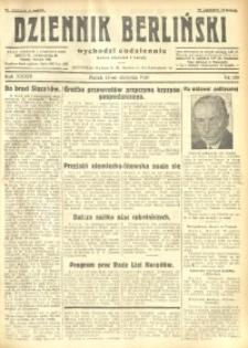 Dziennik Berliński, 1930, R. 34, nr 188
