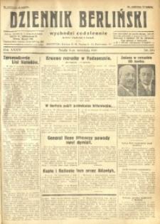 Dziennik Berliński, 1930, R. 34, nr 204
