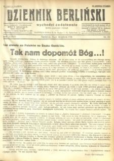 Dziennik Berliński, 1930, R. 34, nr 220