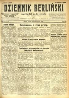 Dziennik Berliński, 1930, R. 34, nr 246