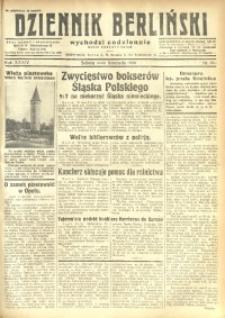 Dziennik Berliński, 1930, R. 34, nr 260