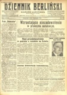 Dziennik Berliński, 1930, R. 34, nr 264