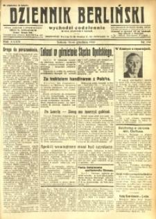 Dziennik Berliński, 1930, R. 34, nr 288