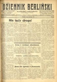 Dziennik Berliński, 1931, R. 35, nr 39