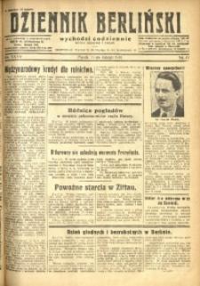 Dziennik Berliński, 1931, R. 35, nr 47