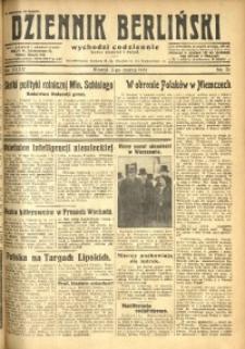 Dziennik Berliński, 1931, R. 35, nr 50