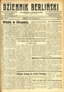 Dziennik Berliński, 1931, R. 35, nr 127