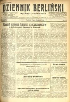 Dziennik Berliński, 1931, R. 35, nr 191