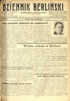 Dziennik Berliński, 1931, R. 35, nr 199