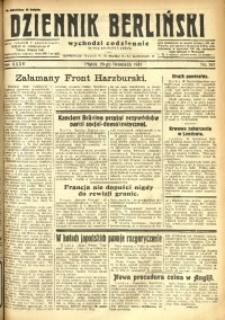 Dziennik Berliński, 1931, R. 35, nr 267