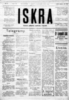 Iskra. Dziennik polityczny, społeczny i literacki, 1918, R. 9, nr 92