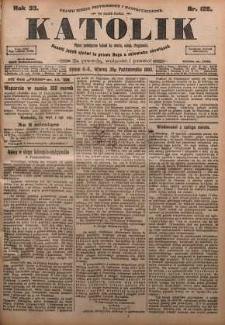 Katolik, 1900, R. 33, nr 128