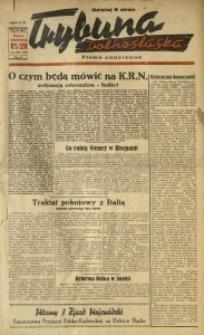 Trybuna Dolnośląska, 1946, R. 2, nr 65