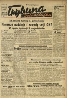 Trybuna Dolnośląska, 1946, R. 2, nr 213