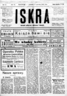 Iskra. Dziennik polityczny, społeczny i literacki, 1918, R. 9, nr 143