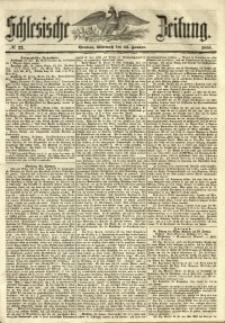 Schlesische Zeitung, 1851, Nr. 22