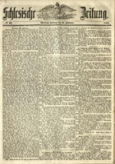 Schlesische Zeitung, 1851, Nr. 52