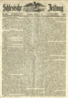 Schlesische Zeitung, 1851, Nr. 207