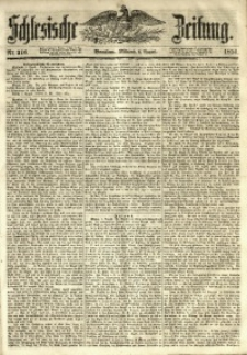 Schlesische Zeitung, 1851, Nr. 216