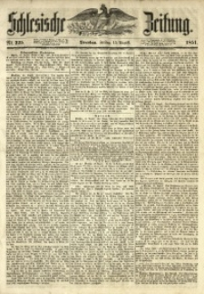 Schlesische Zeitung, 1851, Nr. 225