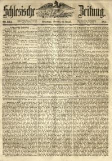 Schlesische Zeitung, 1851, Nr. 234