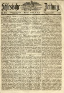 Schlesische Zeitung, 1851, Nr. 236