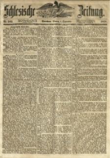 Schlesische Zeitung, 1851, Nr. 242