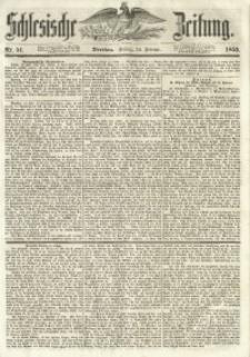 Schlesische Zeitung, 1852, Nr. 51