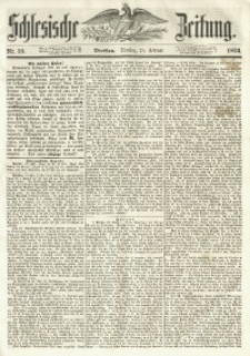 Schlesische Zeitung, 1852, Nr. 55
