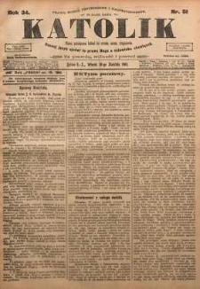 Katolik, 1901, R. 34, nr 51