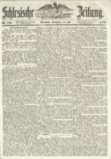Schlesische Zeitung, 1852, Nr. 189