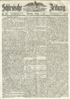 Schlesische Zeitung, 1852, Nr. 196