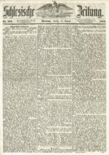 Schlesische Zeitung, 1852, Nr. 230