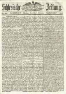 Schlesische Zeitung, 1852, Nr. 235