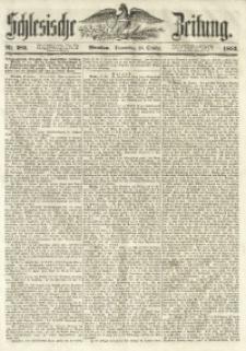 Schlesische Zeitung, 1852, Nr. 283