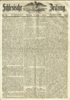 Schlesische Zeitung, 1853, Nr. 28