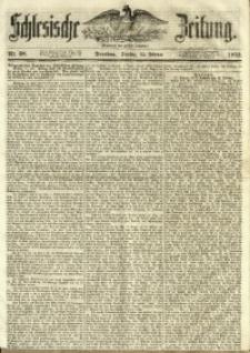 Schlesische Zeitung, 1853, Nr. 38