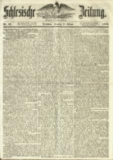Schlesische Zeitung, 1853, Nr. 49