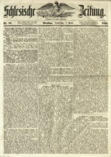 Schlesische Zeitung, 1853, Nr. 80