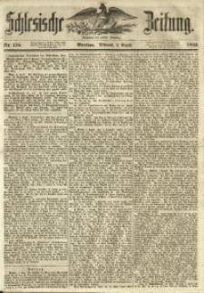 Schlesische Zeitung, 1853, Nr. 178